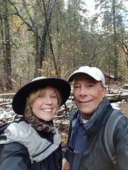 2015 11 05 West Fork trail selfie