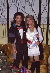 1989 12 25 Steve's first Christmas