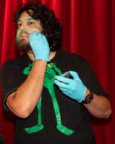 Sunjai Arif at Hastings Fringe Comedy Festival