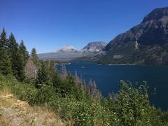 St. Mary Lake im Glacier Nationalpark