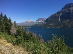 St. Mary Lake im Glacier Nationalpark