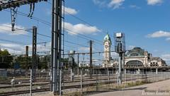 Voie de Gare de Limoges - Limoges - 87 - France