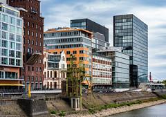 Medienhafen -Düsseldorf 60