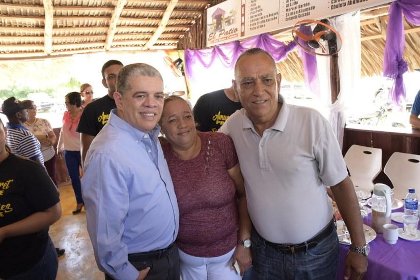 Encuentro en Cruce de Esperanza, Valverde 10 de agosto 2018