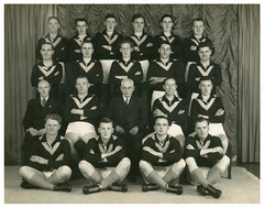 Williamstown CYMS Football Club - 1946 - Club Photo