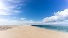吉貝沙尾 | 碧海藍天