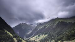 Soirée orageuse - Hautes Pyrénées