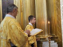 Воскресное богослужение недели 16-й по Пятидесятнице