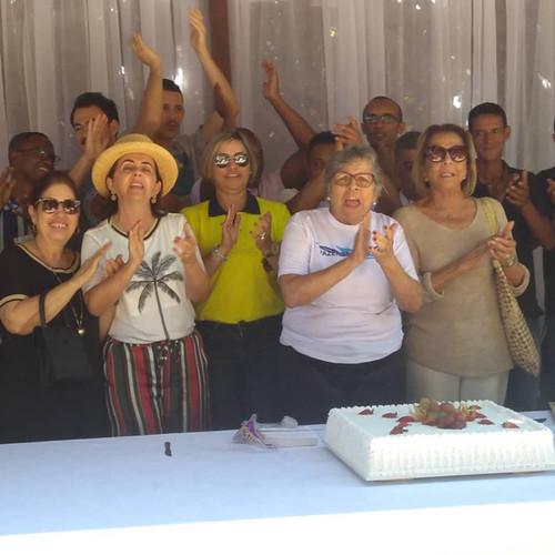 Lelena Almeida, Cassinha Carvalho, Conceição Vasconcelos e Conceição Soares