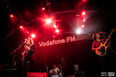 20180816 - The Mystery Lights @ Vodafone Paredes de Coura'18