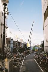 shibuya parking lot