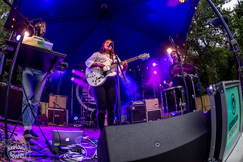 I see Rivers at Festival No 6 2018