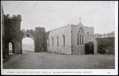 Rodborough Fort Chapel