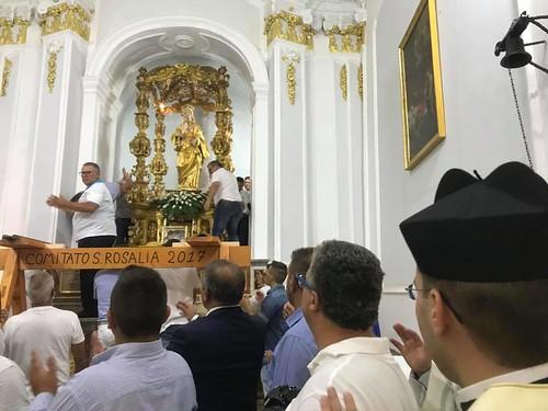Santa Rosalia 2018