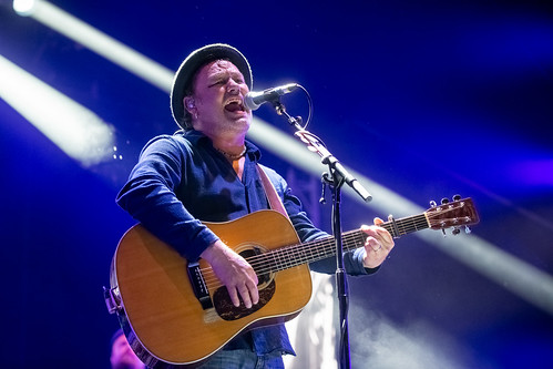The Levellers at Beautiful Days 2018
