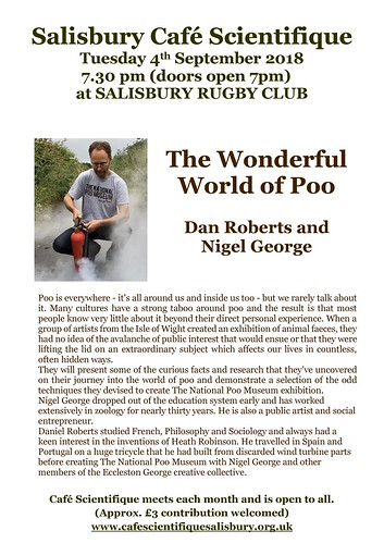 """2018.09 poster for Dan Roberts and  Nigel George • <a style=""""font-size:0.8em;"""" href=""""http://www.flickr.com/photos/56773095@N06/29351753797/"""" target=""""_blank"""">View on Flickr</a>"""