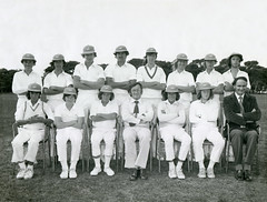 Williamstown CYMS Cricket Club - 1974-75 - Premiers - U16