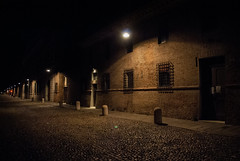 ferrara by night.