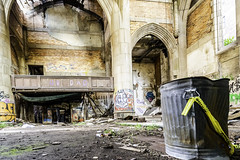 City Methodist Church Gary Indiana