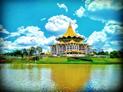 Kuching, Sarawak https://goo.gl/maps/n85YPNQ6w1z #Gebäude #byggnad #costruzione #bâtiment #batiment #edificio #voyage #viaggio #viaje #resa #Semester #Fiesta #Vacanza #Vacances #Reise #Urlaub #Malaysia #古晉 #Kuching #عطلة #سفر #travel #holiday #trip #旅行 #M