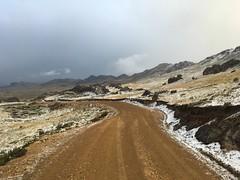 Auf dem letzten Pass vor Huancavelica