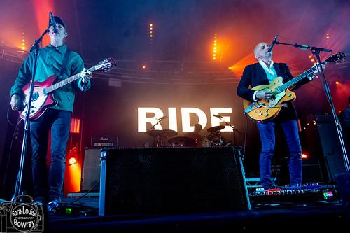 Ride at Festival No 6 2018
