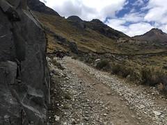 Stossen ist angesagt 💪 Punta Pumacocha