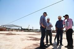 Visita al Proyecto Acueducto - Loma Plata