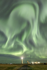 Candle in the solarwind