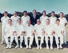 Williamstown CYMS Cricket Club - 1970-71 - Premiers - Matting