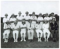 Williamstown CYMS Cricket Club - 1974-75 - Premiers - U16