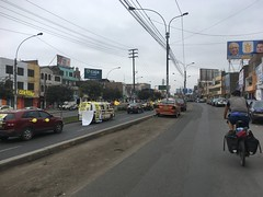 Kundgebungen in Lima