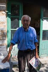 Villageois de Theologos île de Thassos Gréce