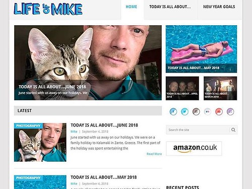 Today is all about...catching up on my blogs