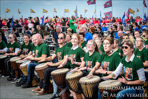 """Four Horizons - 2000 drummers at sea • <a style=""""font-size:0.8em;"""" href=""""http://www.flickr.com/photos/49926820@N08/43883223414/"""" target=""""_blank"""">View on Flickr</a>"""