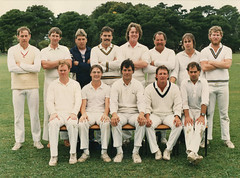Williamstown CYMS Cricket Club - 1986-87 - Premiers - C Turf - WADCA