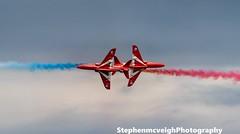 Red Arrows, Airwaves Airshow Portrush Co Antrim.