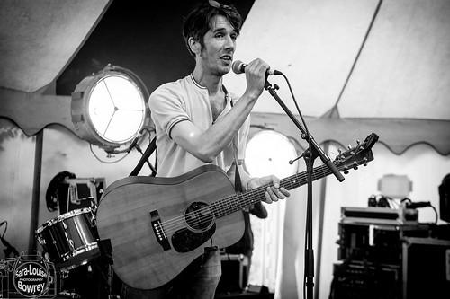 Edgar Jones at Festival No 6 2018