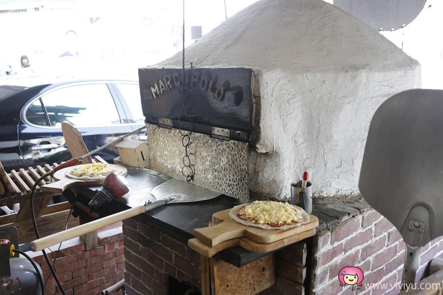 (關門大吉)[桃園美食]大窯大擺手做義大利披薩.南通運動公園旁~PIZZA口味選擇超多.薄皮、厚餅皮任君選 @VIVIYU小世界