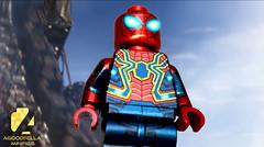 The Iron Spider v.2 [MCU]