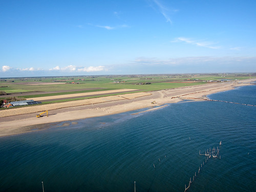 NIOZ haven en Prins Hendrik Zanddijk Texel end october/november 2018
