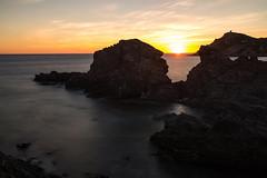 Le Gaou, Sunset, 23 septembre 2018.
