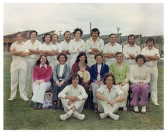 Williamstown CYMS Cricket Club - 1977 - Senior A Turf