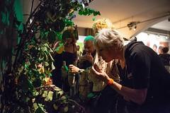 ♥️Gairebé 200 persones han visitat l'exposició #sompoble aquest cap de setmana! Han olorat #Tiana, han escoltat la Tiana d'Albéniz i la de Pau Riba, han entrat a la màquina del temps del tramvia i ens han regalat les seves idees. Gràcies!