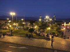 Plaza de Armas in Ayacucho