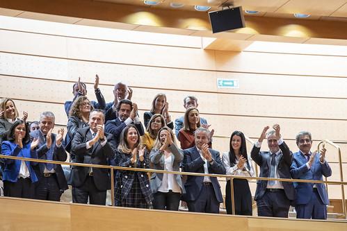 Delegación Canaria Reforma del Estatuto en el Senado