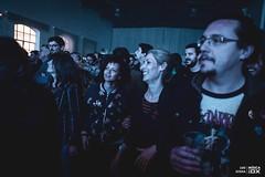 20181102 - King Khan Louder Than Death | Barreiro Rocks'18 @ Grupo Desportivo dos Ferroviário do Barreiro