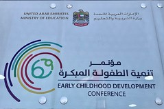 ECD Conference in Dubai, 2018