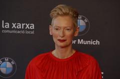 "Tilda Swinton en el Festival de Cine de Sitges 2018 • <a style=""font-size:0.8em;"" href=""http://www.flickr.com/photos/66091014@N00/43291186130/"" target=""_blank"">View on Flickr</a>"