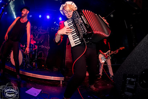 Holy Moley & The Crackers at Ragged Bear 2018